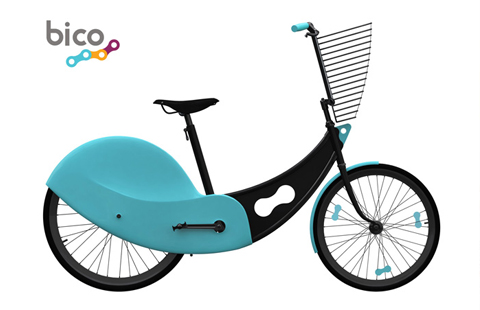 bico bike sharing system